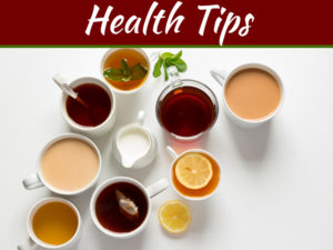9 Reasons Why Tea Is Good For Health