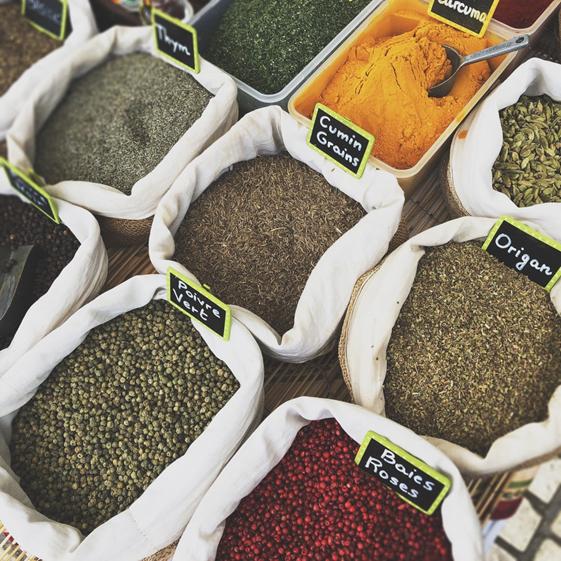 Consume Natural Legumes