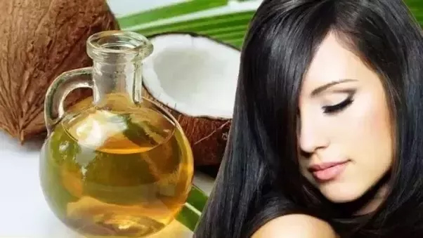 Hair Massage With Oil