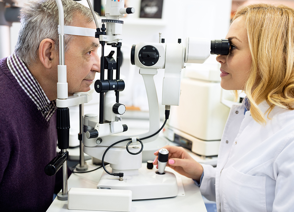 Age-Related Eye Diseases And Conditions