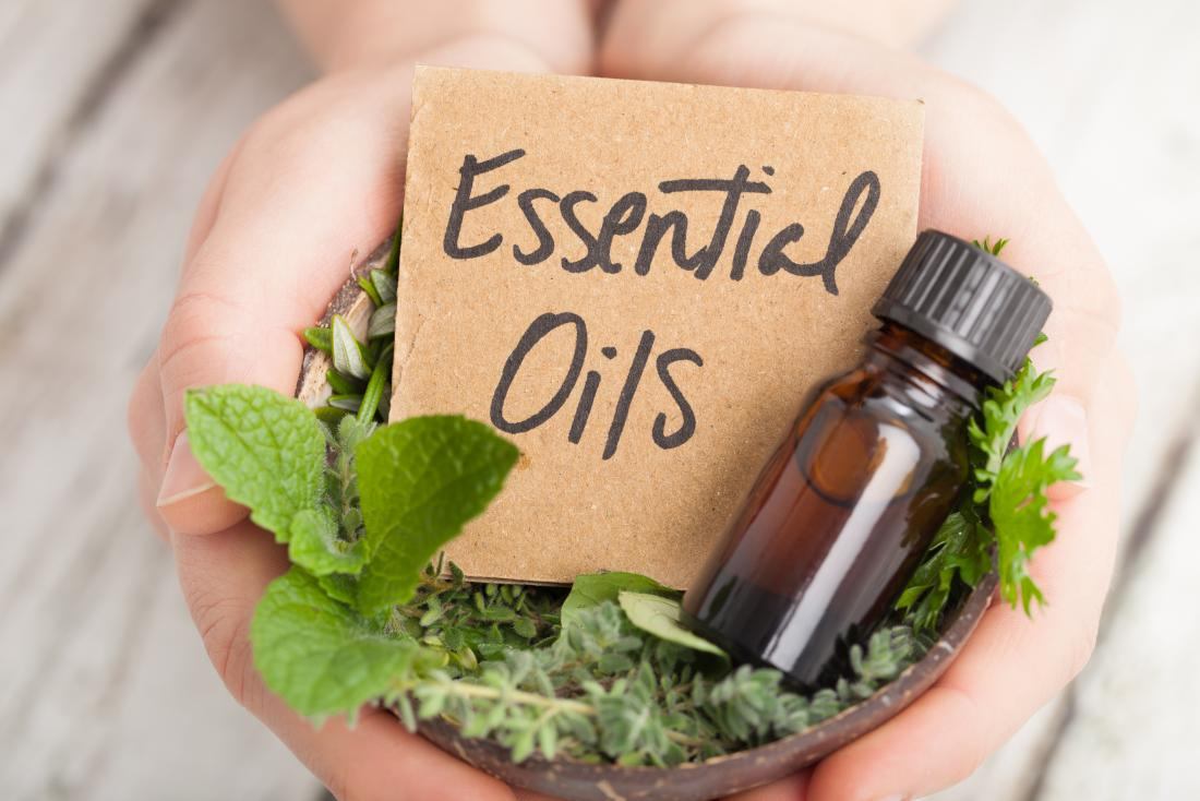Use Essential Oils