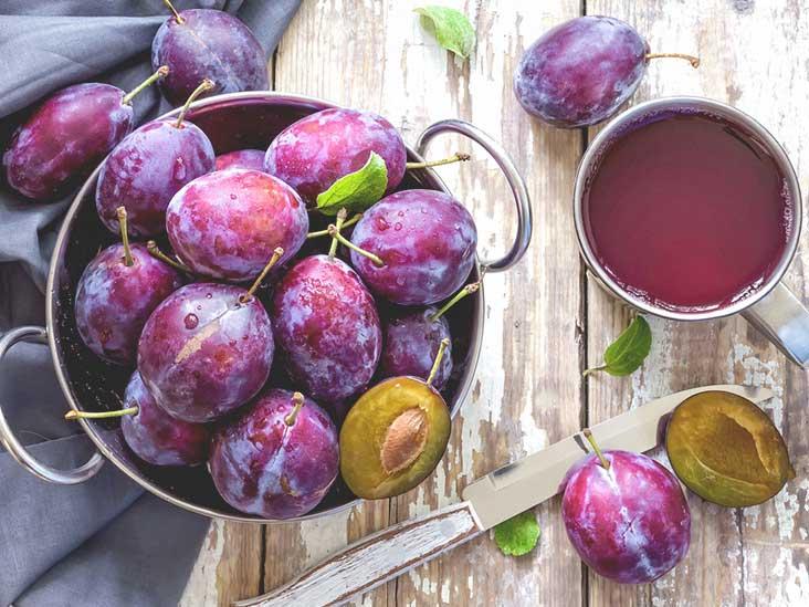 Prunes Or Prune Juice