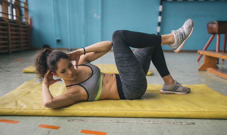Try Engaging Your Lower Back Muscles