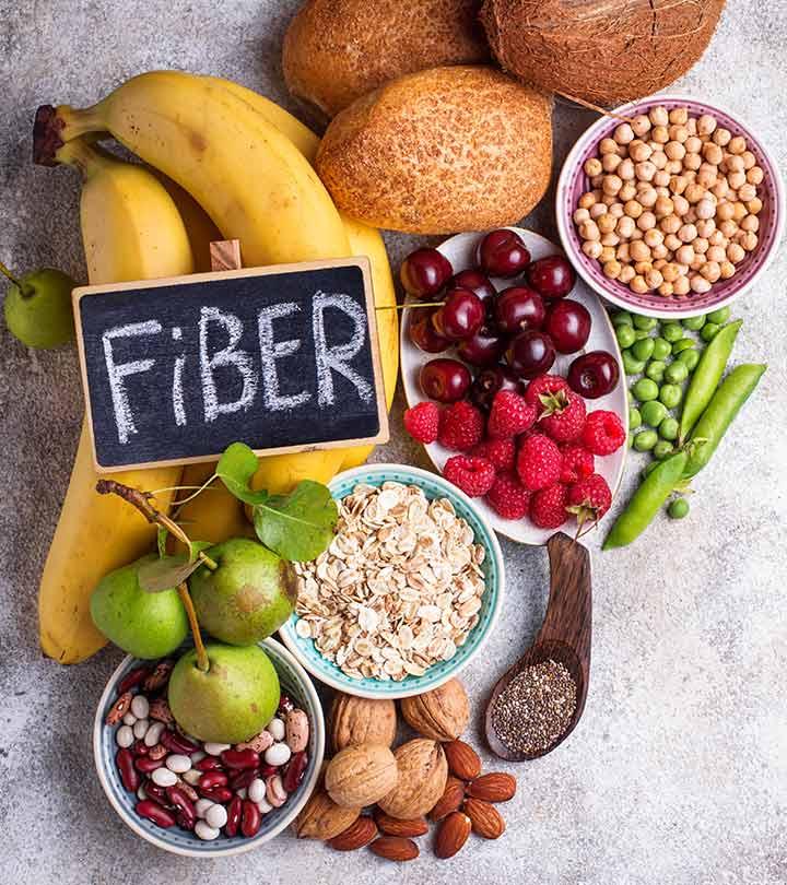 Fibre-Rich Food