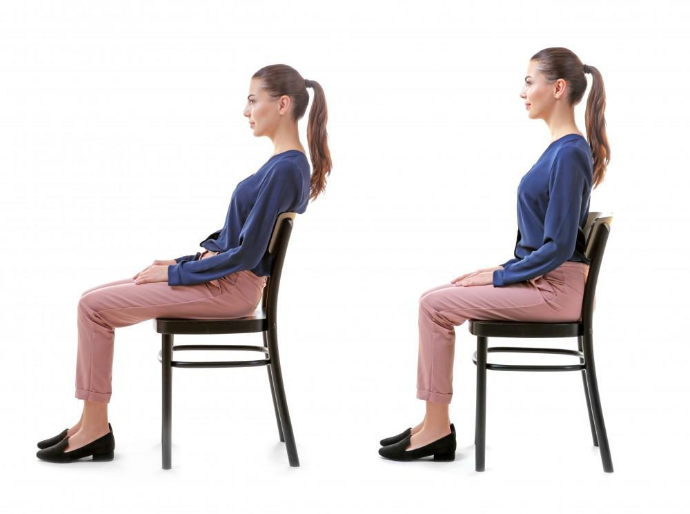 Take Note Of Your Healthy Posture