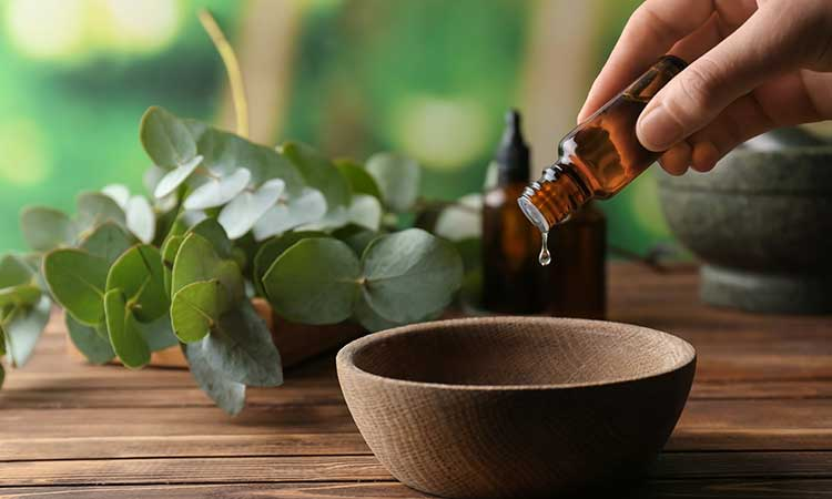 Try Using Essential Oils
